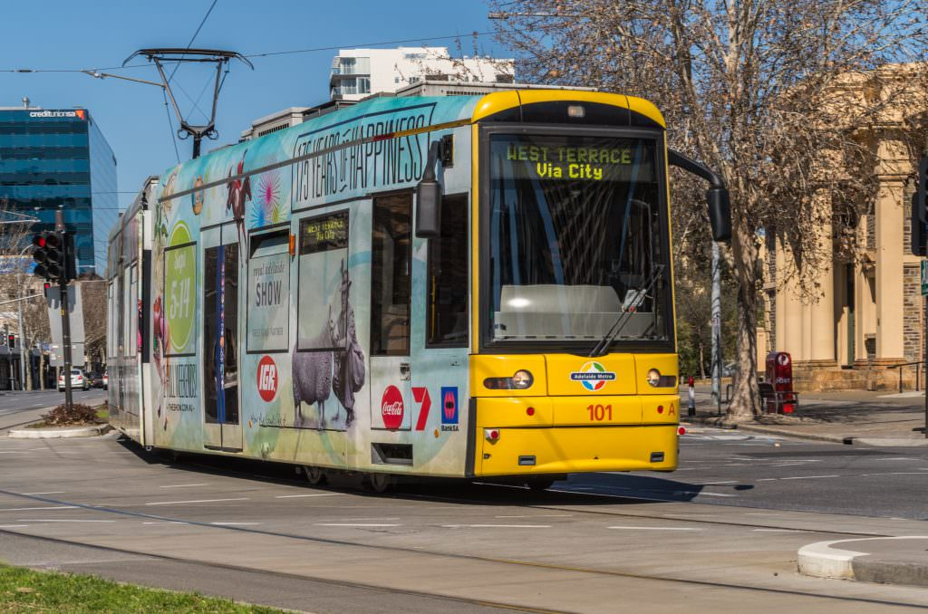 Construction contract awarded for Adelaide tram extension - Rail UK